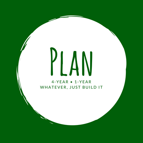 4-Year-Plan widget for NWMSU