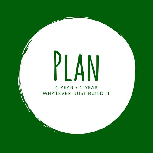 4-Year-Plan widget for NWMSU