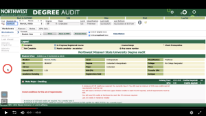 How to Degree Audit